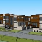 New Downtown Kirkland Construction